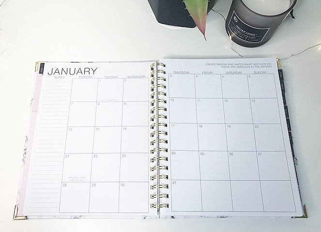 2019 Spiral Agendas Madyplans